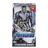 Marvel Avengers: Endgame - Hulk Titan Hero Deluxe compatibile con Power FX (Action Figure da 30 cm, Power FX non incluso)