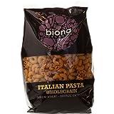 (10 PACK) - Biona - Org Wholewheat Macaroni | 500g | 10 PACK BUNDLE