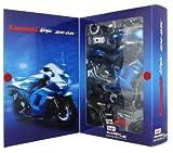 Maisto Model Kit - Kawasaki Ninja ZX-6R Motobike - Maßstab 1:12 - RT39155 - NEU