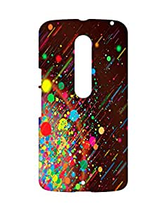 Crackndeal Back Cover for Motorola Moto X Style