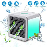 Mini Air Conditioner Mobile - Mobiles Klimagerät Air Evaporative Cooler with Klimaanlage with Water Cooling System - 3