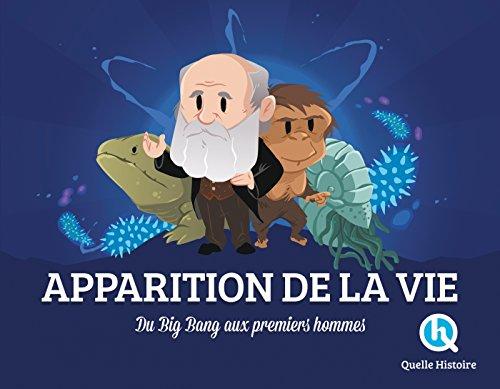 Apparition de la vie par Clémentine V. Baron