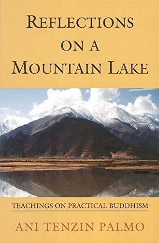 Pdf download reflections on a mountain lake teachings on pdf download reflections on a mountain lake teachings on practical buddhism best book by ani tenzin palmo yukonandois fandeluxe Images