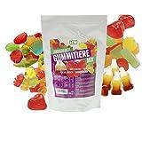 LCW zuckerfreie Gummitiere MIX / 500g
