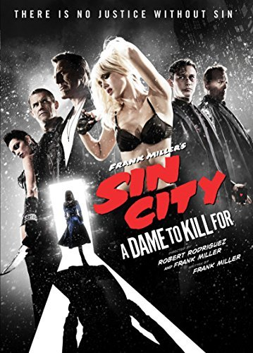 Frank Miller¡¯s Sin City: A Dame to Kill For DVD by Bruce Willis (Dvd Für Dame City Sin Kill To)