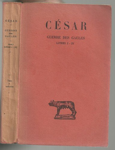 Guerre Des Gaules Tome 1 Livres I Iv [Pdf/ePub] eBook