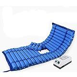 Antidekubitus-Aufblasbare Luftmatratze-Bett-Sorgfalt-Einzelne Antidruck-Wund Luft-Bett-Ältere Geduldige Matte,Blue