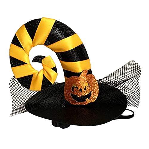 Beetest copricapi divertenti per cappelli per feste in maschera per cane gatto halloween / natale dress up cosplay