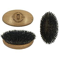 Spazzola per barba ovale