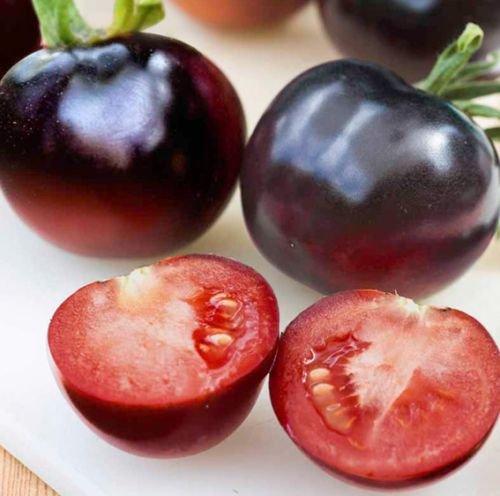 Tomate Indigo Rose - tomate bleue - 20 graines