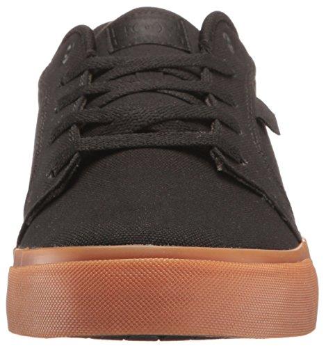 DC ANVIL TX D0320040, Sneaker uomo Black/Black/Gum