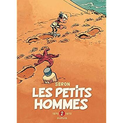 Les Petits Hommes - L'intégrale - tome 2 - Petits Hommes 2 (intégrale) 1970-1973