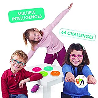 Akros (AKRP1) 20005 Akros The Challenge of Multiple Intelligences Learning Games, Multi-Colour