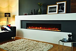 Gazco Radiance 195R Edge Inset Electric Fire