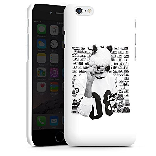 Apple iPhone 5 Hülle Premium Case Cover Cro Merchandise Fanartikel Polacroid Premium Case matt