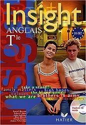 Anglais Insight Tle (1CD audio)