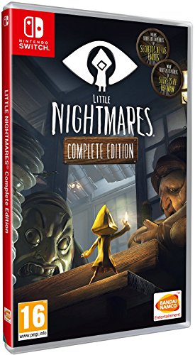 Little Nightmares - Complete Edition (precio: 34,90€)