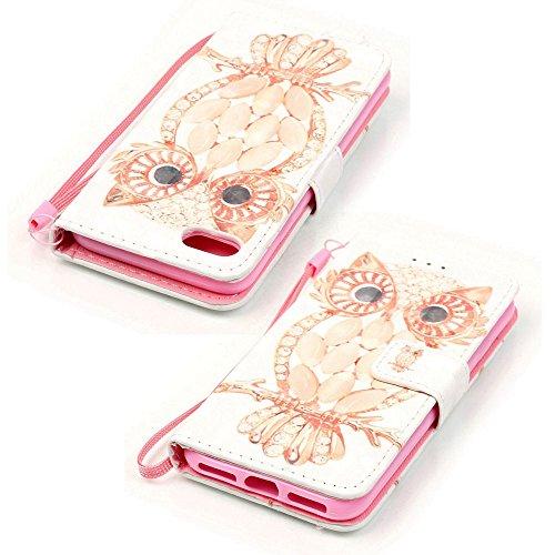 Eine Vielzahl von Farben XFAY HX-455 iPhone 7 Handyhülle Case für iPhone 7 Hülle im Bookstyle, PU Leder Flip Wallet Case Cover Schutzhülle für Apple iPhone 7-10 Farbe-22