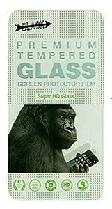 BLACK ARROW PREMIUM TEMPERED GLASS FOR LYF FLAME 2
