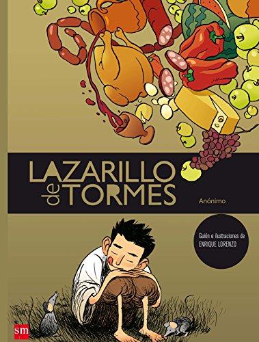 Lazarillo de Tormes (Clasicos en cómic) por Enrique Lorenzo Diaz