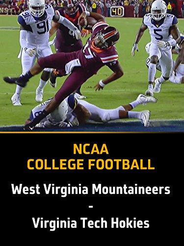 College Football, West Virginia Mountaineers - Virginia Tech Hokies, Week 1 West Virginia Mountaineers-video