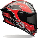 7069702 - Bell Race Star Triton Motorcycle Helmet XL Red