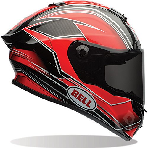 Triton Shell (7069699 - Bell Race Star Triton Motorcycle Helmet S Red)