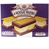 Carousel Nougat Wafers 6 Pack 100g