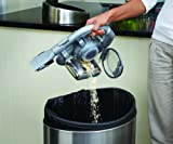 Black+Decker Lithium Dustbuster Flexi PD1820L – 18V Akku Handstaubsauger mit flexiblem Saugschlauch – Beutel- und kabellos – 1 x Staubsauger inkl. Ladestation und 2-in-1 Fugendüse für Black+Decker Lithium Dustbuster Flexi PD1820L – 18V Akku Handstaubsauger mit flexiblem Saugschlauch – Beutel- und kabellos – 1 x Staubsauger inkl. Ladestation und 2-in-1 Fugendüse