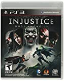 Injustice Gods Among U E Ps3 by Warner Bros.