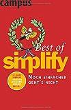 Best of Simplify: Noch einfacher geht's nicht