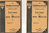 Lettres de mon moulin - Tome 1 et 2 - Arthème Fayard