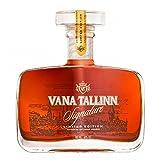 Vana Tallinn Signature 40%, 500 ml