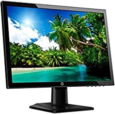 HP 20KD 19.5-inch LED Backlit Monitor (Black)