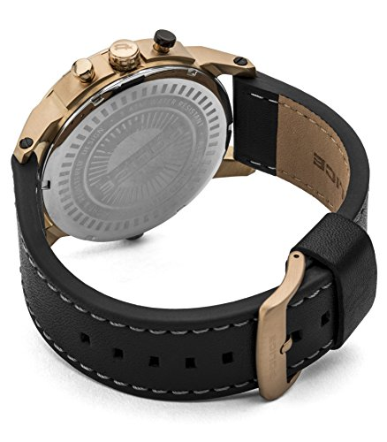 Police-Mens-PL94379AEU02-Quartz-Watch-with-Black-Dial-Analogue-Display-and-Leather-Strap