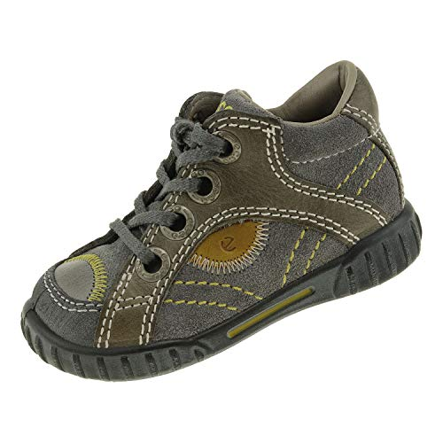 ECCO 07307155139 Childrens Trainers for Boys Titanium Grey