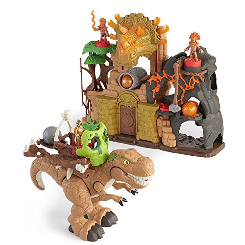 Fisher-Price Imaginext ULTRA Dino Fortress Gift...