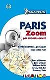 Plan de Paris Zoom par arrondissement