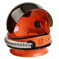 MyPartyShirt Orange NASA Child Astronaut Helmet with Sound