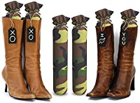 My Boot Trees Boot Shaper Stands 15 Inches tall Camouflage