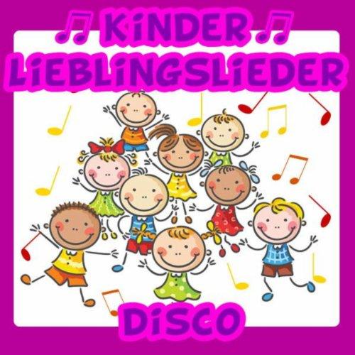 Kinder Lieblingslieder: Disco