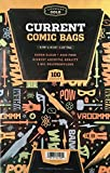 200 CBG Current Comic Bags - Archival Quality for protecting your Comic Books by Cardboard Gold
