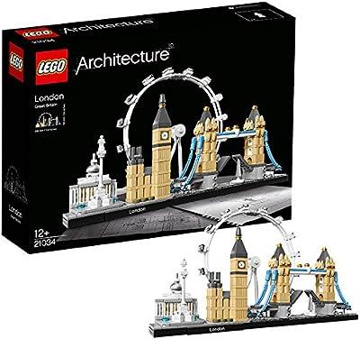 LEGO Architecture - Londres, juegos de construcción (21034)