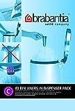 3X Brabantia Bin Liner C, 10-12 Litre - 40 Bags