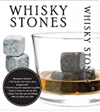 Whisky Stones,Ice cube replacement Chilling Rocks for Whiskey, Bourbon, Wine or Other Spirits