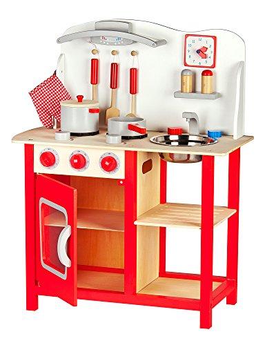 leomark-rouge-cuisine-classic-cuisine-en-bois-jeu-dimitation-cuisine-avec-accessoires-horloge-bon-ap