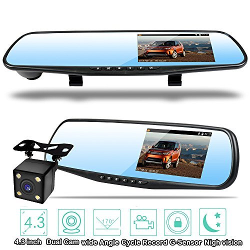 Waterproof 170º Hd Car Front View Reverse Backup Parking Camera For Monitor Gps Cool In Summer And Warm In Winter Exterior