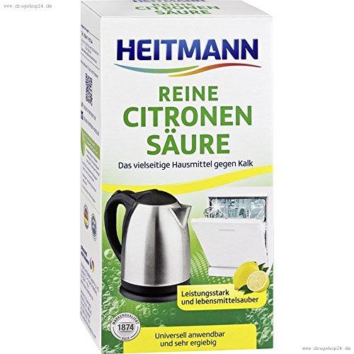 Heitmann Reine Citronensaeure 375 G