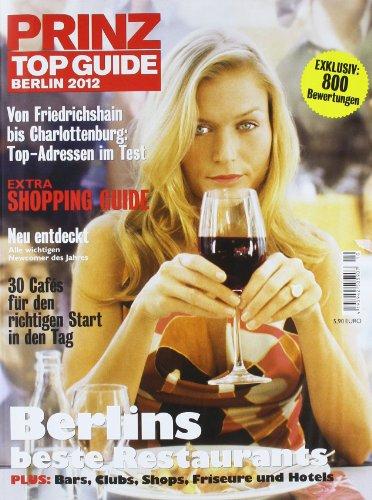 Prinz Top Guide Berlin 2012