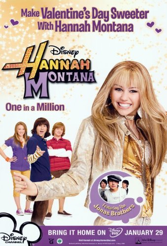 hannah-montana-one-in-a-million-poster-11-x-17-inches-28cm-x-44cm-2008-style-c